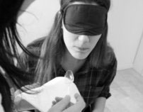 Blindfolded tastes | Assaggi ignoti @ Appartamento Lago