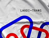 lardi-trans / logo restyling