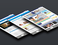 Front-end intranet / Transelec