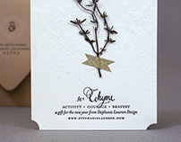New Years Card: Thyme