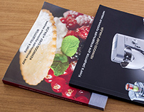 Recipes books for Kenwood kitchen machine