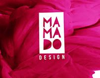 MAMADO- print on t-shirt /LOGO,WEB,PATTERN