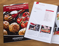 Recipes books for Kenwood meatgrinders