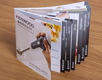 Kenwood Triblade booklet