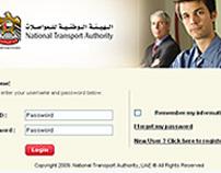 National Transport Agency UI