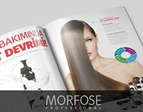 Morfose | Magazine Advertising