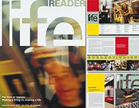 Life Reader Magazine Prototype