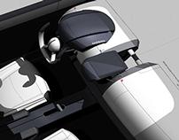 Nissan interior concept