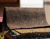 HARRIS TWEED COLLECTION - HOLLAND AND SHERRY - HS 1389