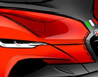 Alfa Romeo Tributo