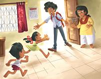 Lazy Mama • Pratham Books