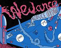 Wedance (위댄스) Concert Poster (2015)
