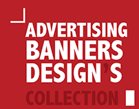 Advertising Banners Collection