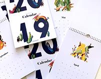 Kinkmoles Calendar 2019