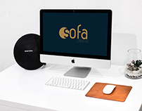iMac On White Desk - Free Mockup