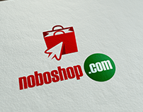 E-commerce Website Logo | Noboshop |