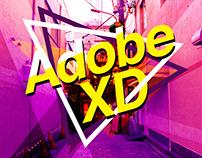 Adobe XD image design