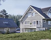 Norwegian project. Hordaland. Kvernhusrenen 9