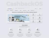 Neumorphism UI for Coupon Cashback Website