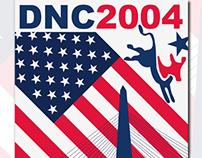 DNC2004 Poster