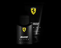 Scuderia Ferrari's Black