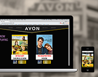 Avon Cinema | Website Redesign Concept