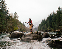 Washington Fly Fishing