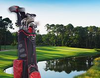 National Golf Web Spring Ads