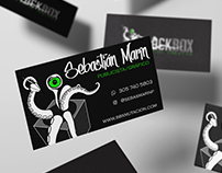 BBX Mutación Creativa - Card | Por Sebastian Marín®