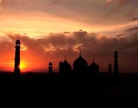 Badshahi Sunset
