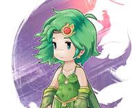 Final Fantasy IV : Rydia