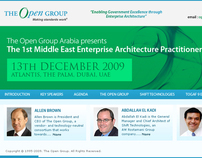 The Open Group Arabia Conference