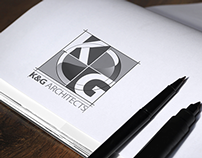 Desarrollo de Imagen Corporativa de K&G Architects.