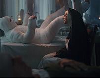 """1-800-CONTACTS: """"Nun"""""""