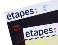 Editorial Design, étapes, Paris
