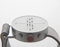 Braille smartwatch for visually impaired