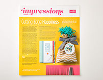 Impressions and Stampin' Success Magazine