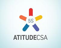 Atitude CSA - Programa 5S