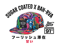 SUGAR COATED X BAH-RVA