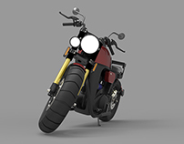 Royal Enfield Interceptor Concept