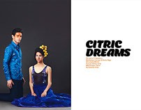 EDITORIAL/CITRIC DREAMS