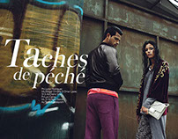EDITORIAL/TACHES DE PÉCHE