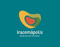 Identidade visual do município de Iracemápolis - SP