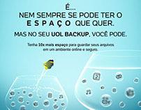 UOL Backup - E-mails