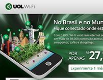 UOL WiFi - E-mails