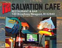 Salvation Cafe Drink Card