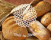 Tous les Jours Bakery Logo
