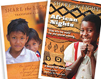 World Vision Invitations for Annual Fundraising Auction
