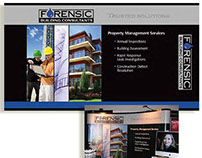 Forensic Building Consultants Trade Show Booth