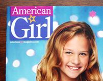 American Girl Magazine Covers
